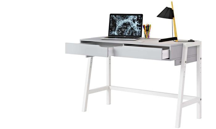 3 רהיטי סוכריה: שולחן כתיבה לחדרי ילדים ונוער דגם ברלין