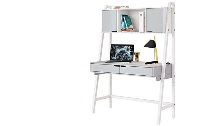 3 רהיטי סוכריה: שולחן כתיבה בתוספת כוורת לחדר ילדים ונוער