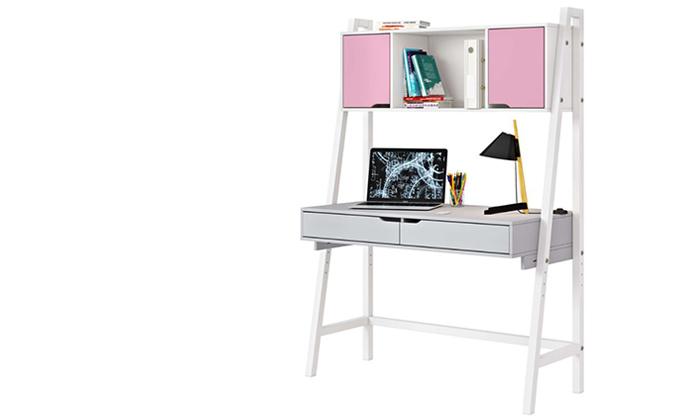 7 רהיטי סוכריה: שולחן כתיבה בתוספת כוורת לחדר ילדים ונוער