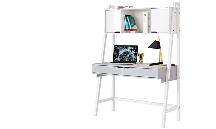 4 רהיטי סוכריה: שולחן כתיבה בתוספת כוורת לחדר ילדים ונוער
