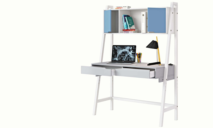 5 רהיטי סוכריה: שולחן כתיבה בתוספת כוורת לחדר ילדים ונוער