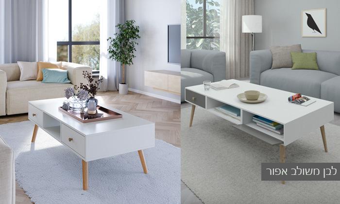 3 שולחן סלון דגם נאפולי