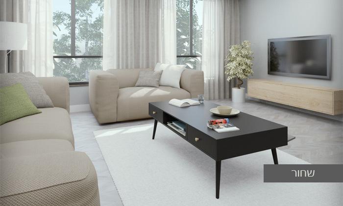 10 שולחן סלון דגם נאפולי