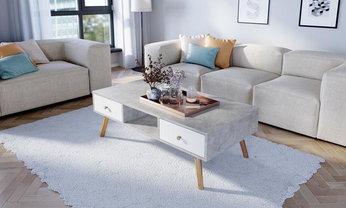 12 שולחן סלון דגם נאפולי