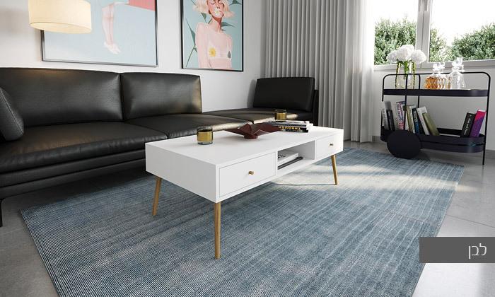 9 שולחן סלון דגם נאפולי