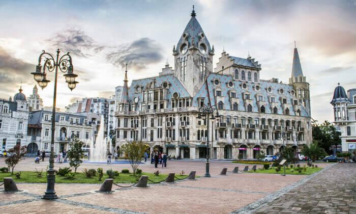 7 טיול מאורגן בבטומי ומערב גאורגיה