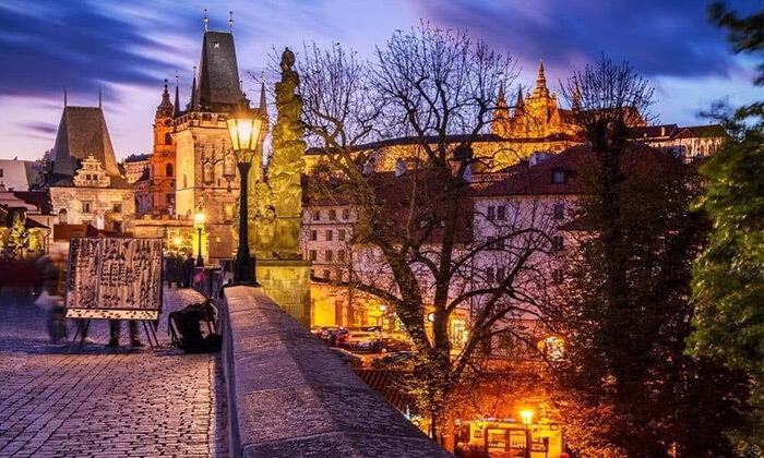 4 סיורים בעברית בפראג והאזור