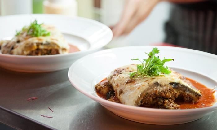 3 מסעדת לימאני ביסטרו, נמל קיסריה