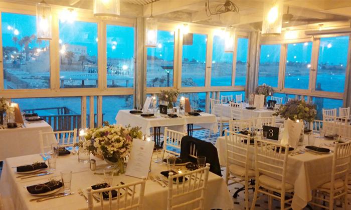 8 מסעדת לימאני ביסטרו, נמל קיסריה