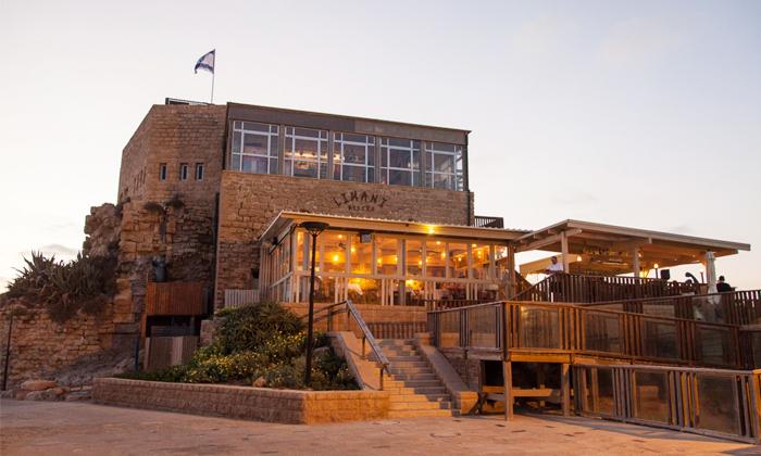 2 מסעדת לימאני ביסטרו, נמל קיסריה