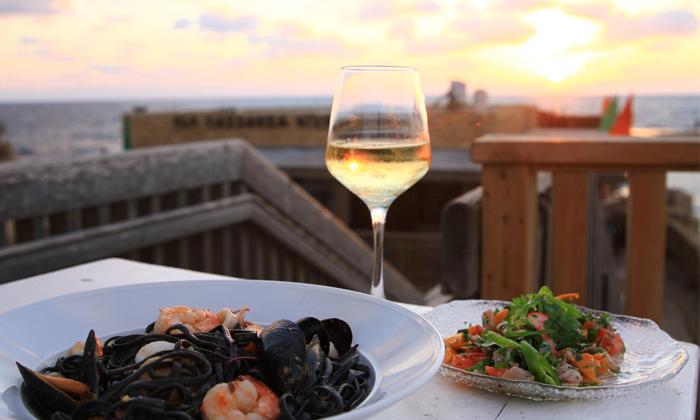 14 מסעדת לימאני ביסטרו, נמל קיסריה
