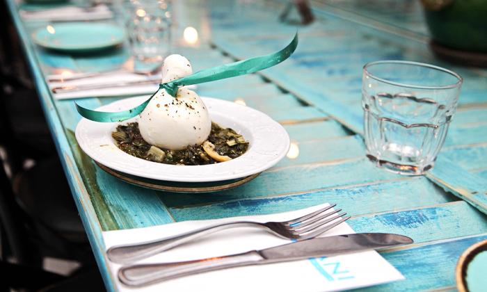 9 מסעדת לימאני ביסטרו, נמל קיסריה