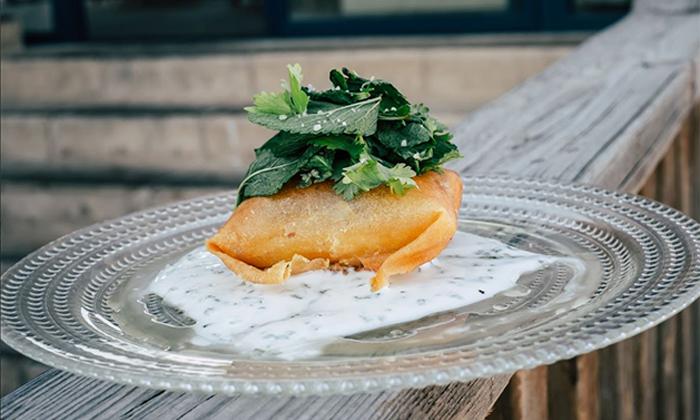 17 מסעדת לימאני ביסטרו, נמל קיסריה