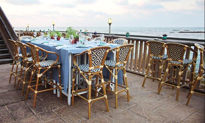 19 מסעדת לימאני ביסטרו, נמל קיסריה