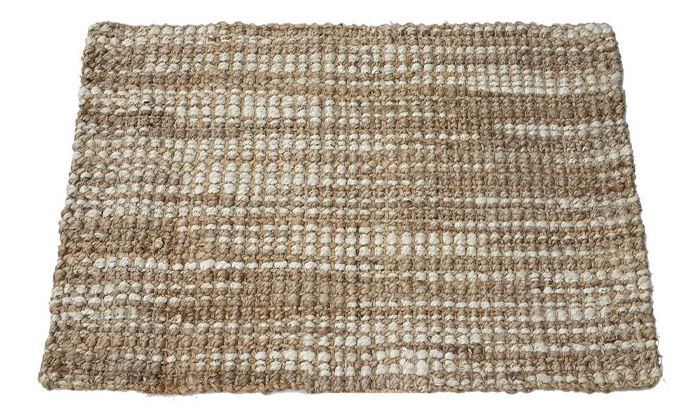 4 שטיח חבל עם גוונים
