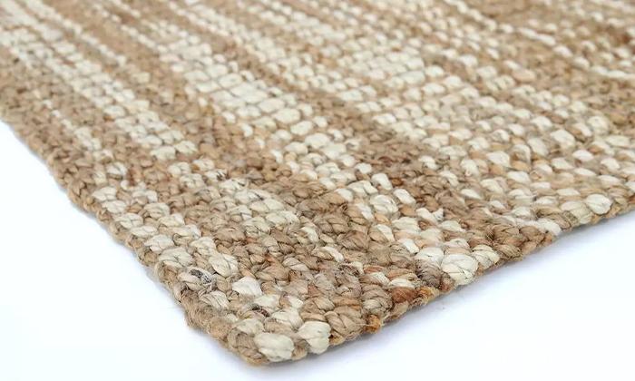 3 שטיח חבל עם גוונים