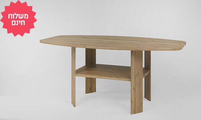 6 סט שולחן סלון ומזנון Razco, משלוח חינם