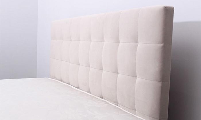 5 מיטה זוגית מרופדת דגם SKY