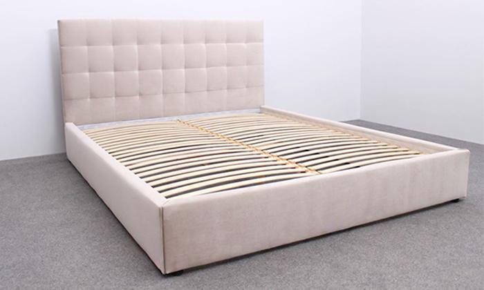 3 מיטה זוגית מרופדת דגם SKY