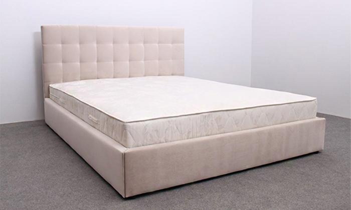4 מיטה זוגית מרופדת דגם SKY