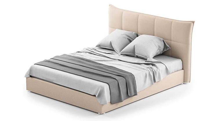 3 מיטה זוגית מרופדת
