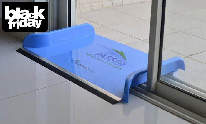 4 מכשיר להעברת מים מעל מסילות, משלוח חינם