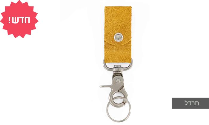 6 מחזיק מפתחות פס