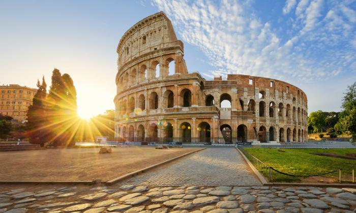 2 איטליה לדוברי רוסית - טיול מאורגן, כולל חגים