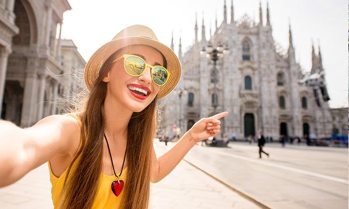 5 איטליה לדוברי רוסית - טיול מאורגן, כולל חגים