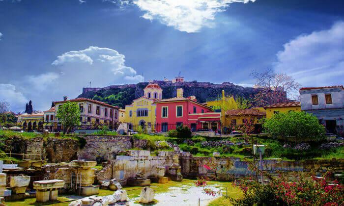"""2 חבילת נופש באתונה יוון, כולל סופ""""ש"""