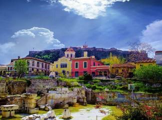 חבילת נופש באתונה יוון