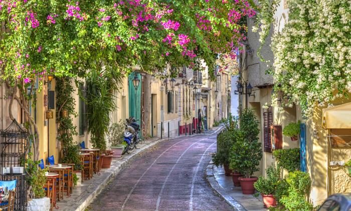 """3 חבילת נופש באתונה יוון, כולל סופ""""ש"""