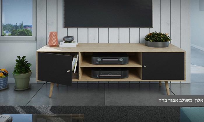 11 מזנון טלוויזיה דגם ויטוריה