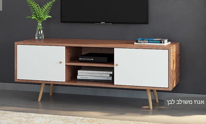 5 מזנון טלוויזיה דגם ויטוריה