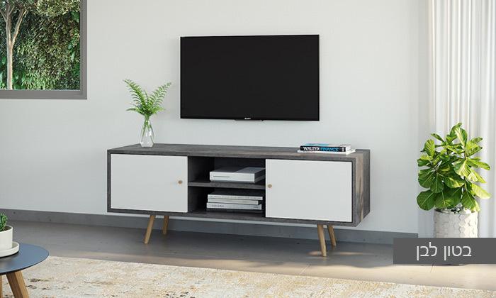 6 מזנון טלוויזיה דגם ויטוריה