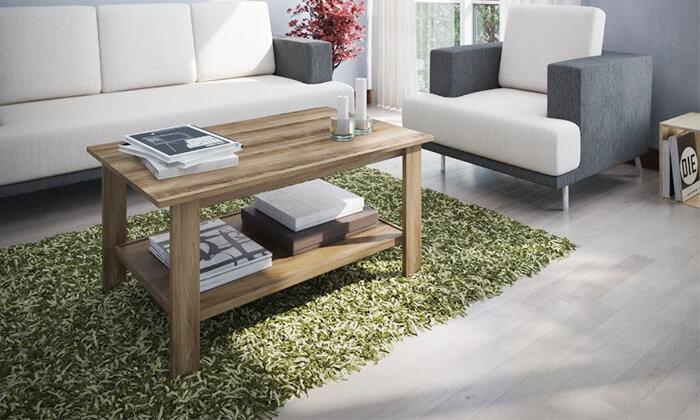 2 שולחן סלון קומפקטי
