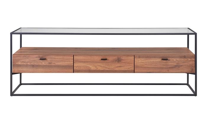 3 מזנון טלוויזיה בעיצוב מינימליסטי