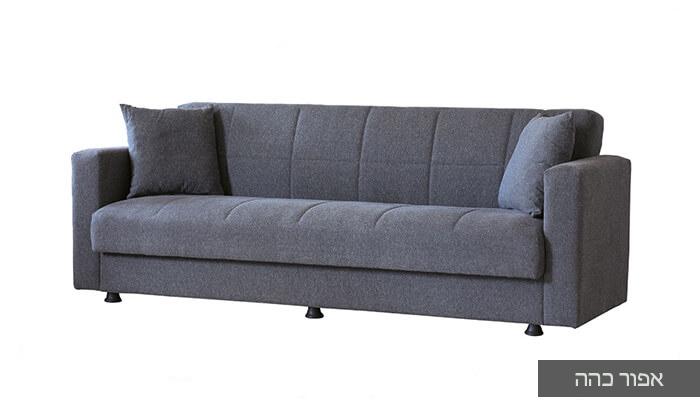 3 ספה נפתחת למיטה BRADEX