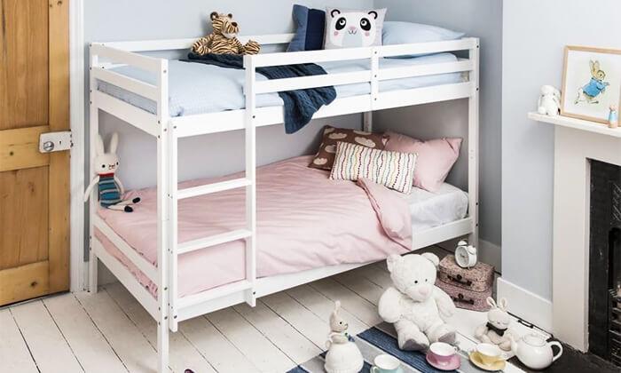 2 מיטת קומתיים לילדים BRADEX, הובלה חינם