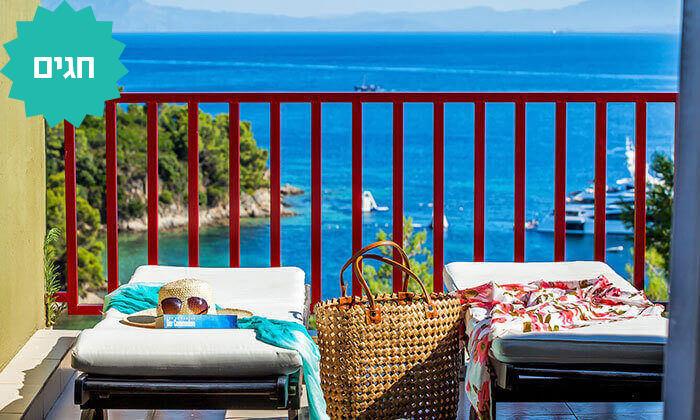 5 חופשה באי היווני הקסום סקיאתוס - קיץ וחגים