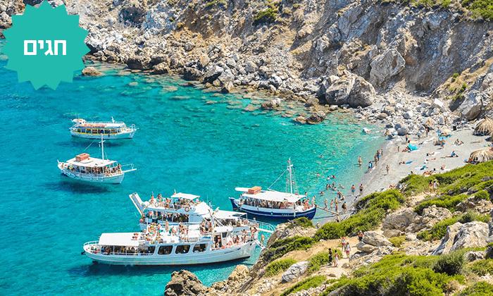 6 חופשה באי היווני הקסום סקיאתוס - קיץ וחגים
