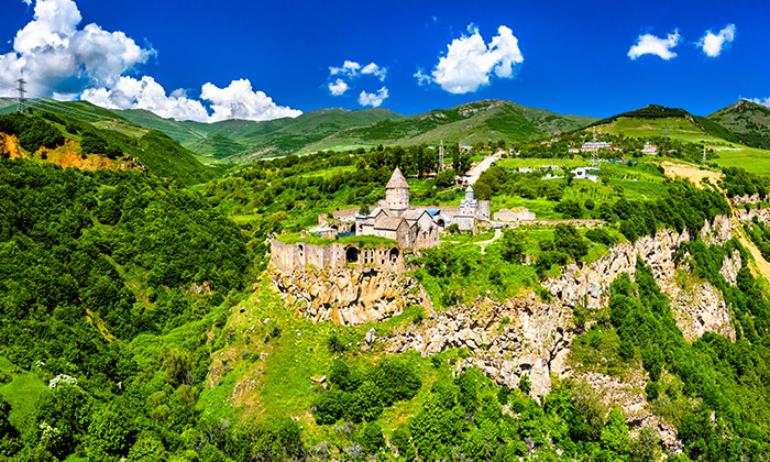 5 יולי-אוגוסט וחגים בארמניה - טיול מאורגן