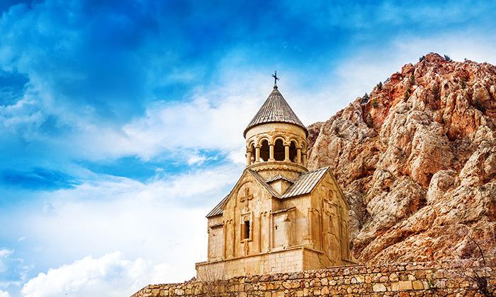 2 יולי-אוגוסט וחגים בארמניה - טיול מאורגן