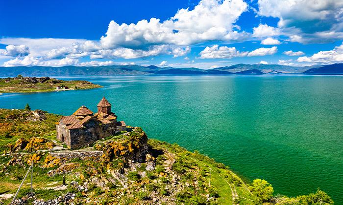 6 יולי-אוגוסט וחגים בארמניה - טיול מאורגן