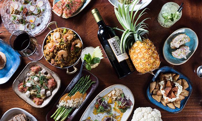 13 מסעדת טפאו TAPEO, הרצליה ותל אביב