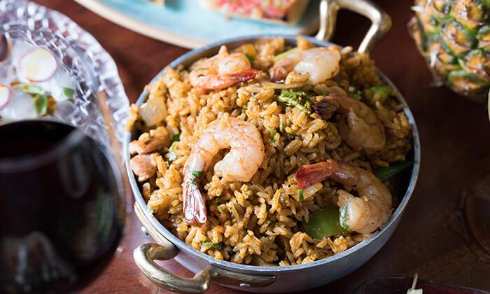 3 מסעדת טפאו TAPEO, הרצליה