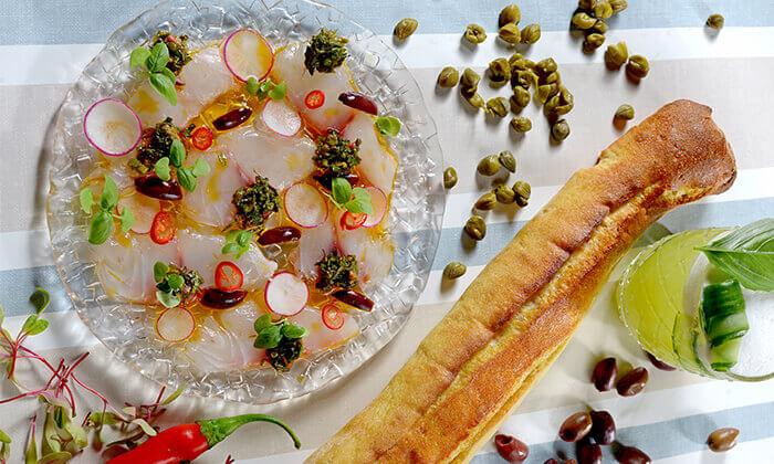 8 מסעדת טפאו TAPEO, הרצליה