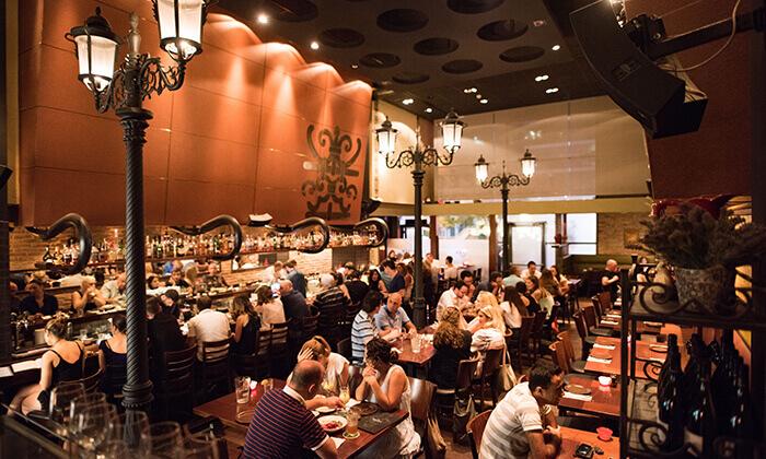 9 מסעדת טפאו TAPEO, הרצליה