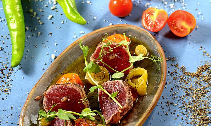 10 מסעדת טפאו TAPEO, הרצליה