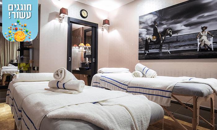 4 לילה ועיסוי במלון B ברדיצ׳בסקי